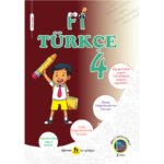 4. sınıf türkçe ön kapak